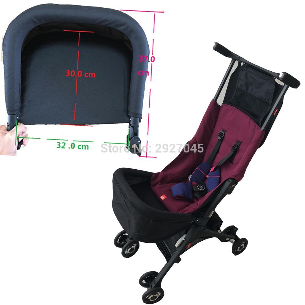 Baby Plus Buggy Us 23 14 38 Off Stroller Accessories Extend Foot Board Goodbaby Pockit Foot Rest Feet Extension 32cm Footmuff For Gb Pockit Plus 2019 Pockit In