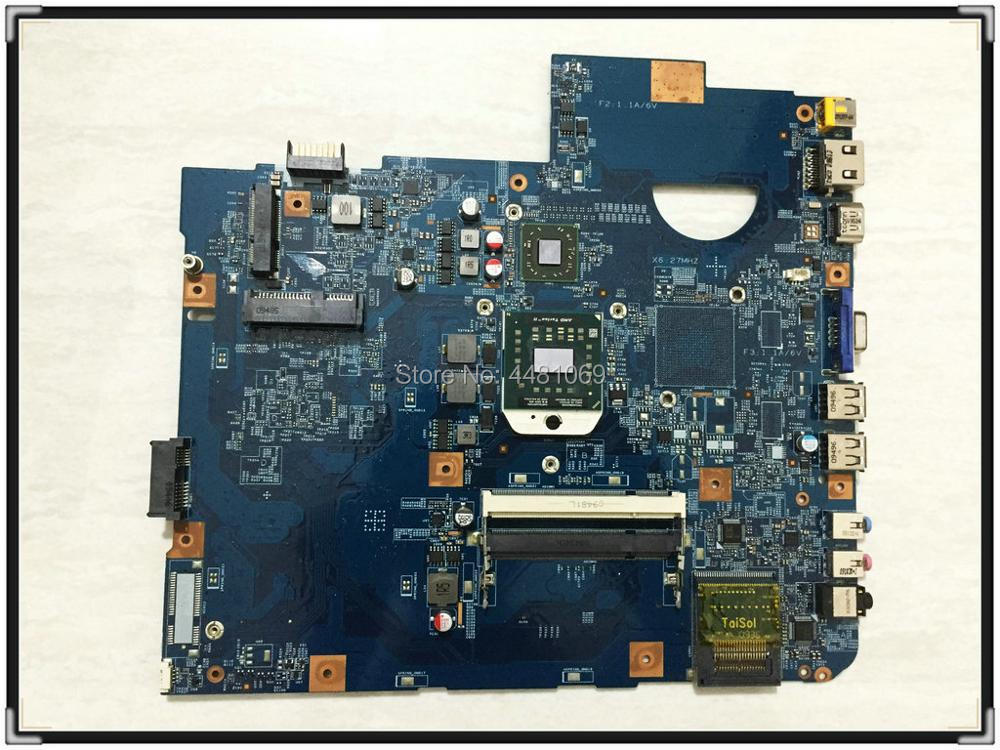For Acer Aspire 5542 5542G Laptop Motherboard 48.4FN01.011 Motherboard MBPHP0100 09230-1 JV50-TR MBPHA01001 100% Tested