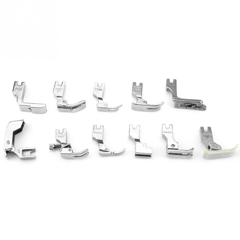 Hot Sale 11pcs Professional Domestic Sewing Machine Foot