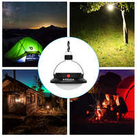 BRILEX Portable Luminaria Solar Lantern LED Black Rechargeable Solar LED Light Outdoors Lanter Solar Outdoor Light for Camping