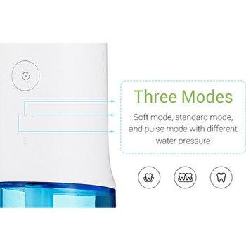 Xiaomi Soocas W3 ŏ�腔洗浄器ポータブル水歯科フロッサヘッド水ジェット洗浄歯マウスピース義歯クリーナー歯ブラシ