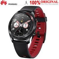 HUAWEI HONOR Watch Magic Glory Smart Bands One Week Battery Life 50 Meters Waterproof AMOLED Color Screen GPS Smart Wristbands