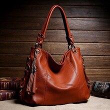 Luxury Handbags Women Messenger Bags Designer For Female Genuine Leather Bag Retro Tote Shoulder Bags Top-handle Bags Vintage цена и фото
