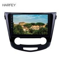 Harfey Android 8,1 10,1 дюймов для 2016 Nissan Qashqai автомобильный мультимедийный плеер радио gps навигация Поддержка Bluetooth, USB wifi
