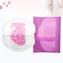 Buy Double adhesive leakproof 3D ultra-thin disposable breast pad directly from merchant!