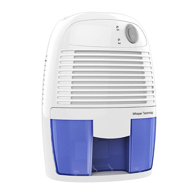 Mini Dehumidifier Air Dryer 500ml Moisture Absorber Electric Cooling Dryer Auto-off Air Dehumidifier for Home Bedroom KitchenMini Dehumidifier Air Dryer 500ml Moisture Absorber Electric Cooling Dryer Auto-off Air Dehumidifier for Home Bedroom Kitchen