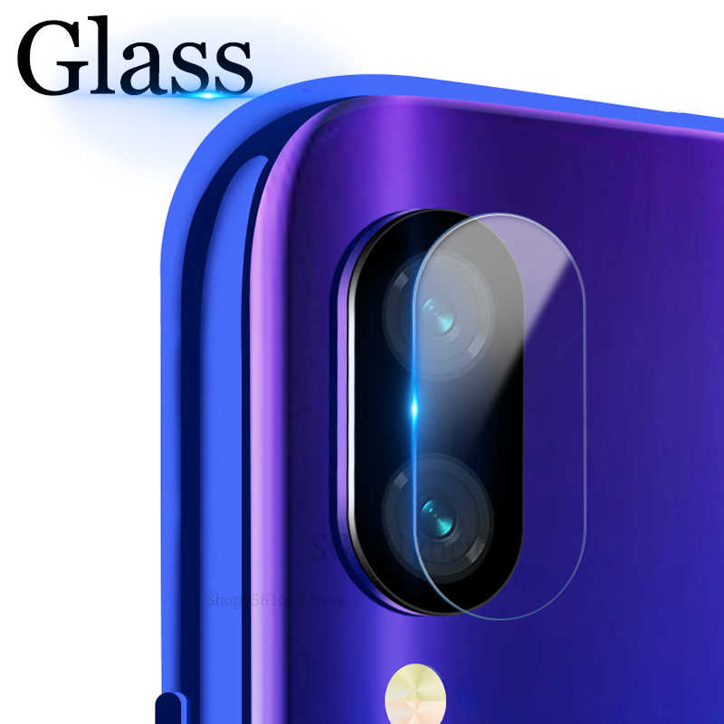 Vidrio mi 9 para Xiaomi Red mi Note7 Note6 Note 7 6 6Pro 6X X Pro mi 9 A2 lite A2lite vidrio protector de la cámara trasera del vidrio templado