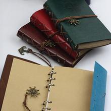 cuaderno cuero RETRO VINTAGE