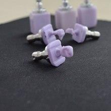 10 peças lt/ht bloco de dislicato de lítio dental para o dislicato de lítio dental cerec