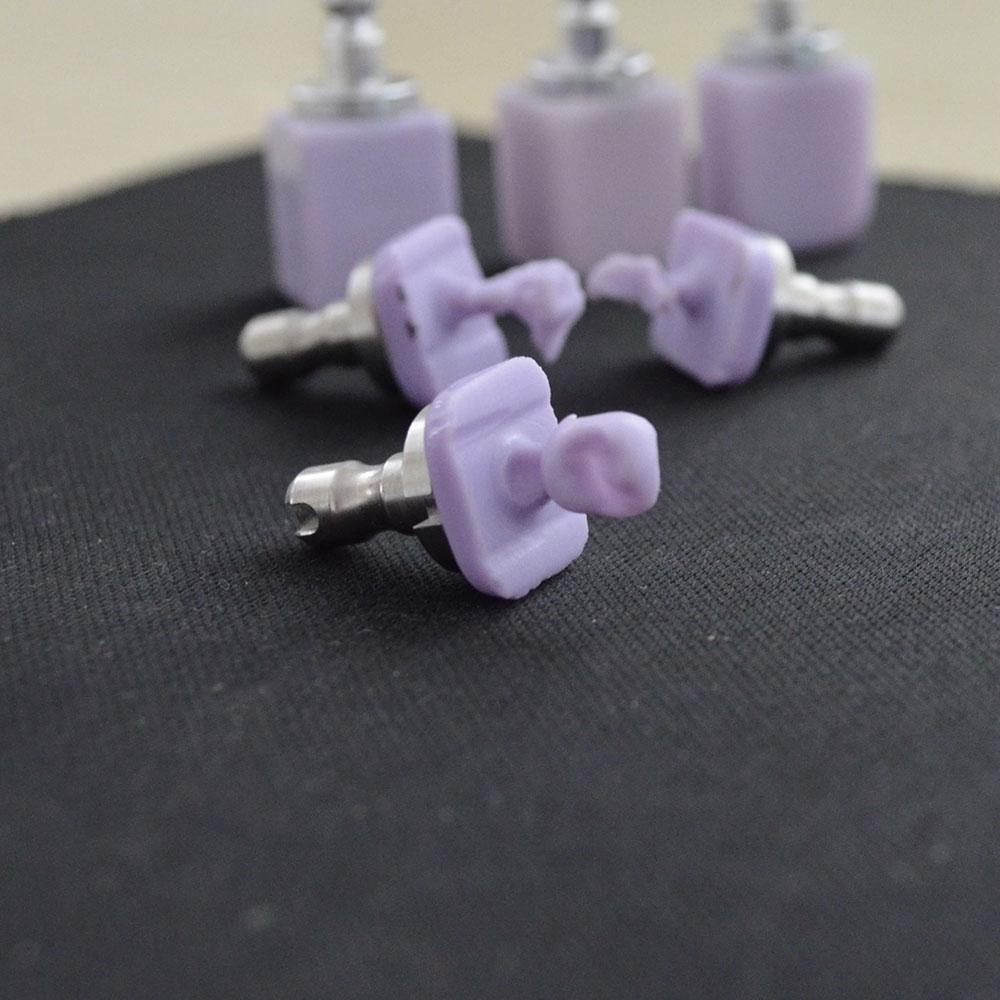 10 Pieces LT/HT Dental Lithium Dislicate E-max Block For The CEREC Dental Lithium Dislicate