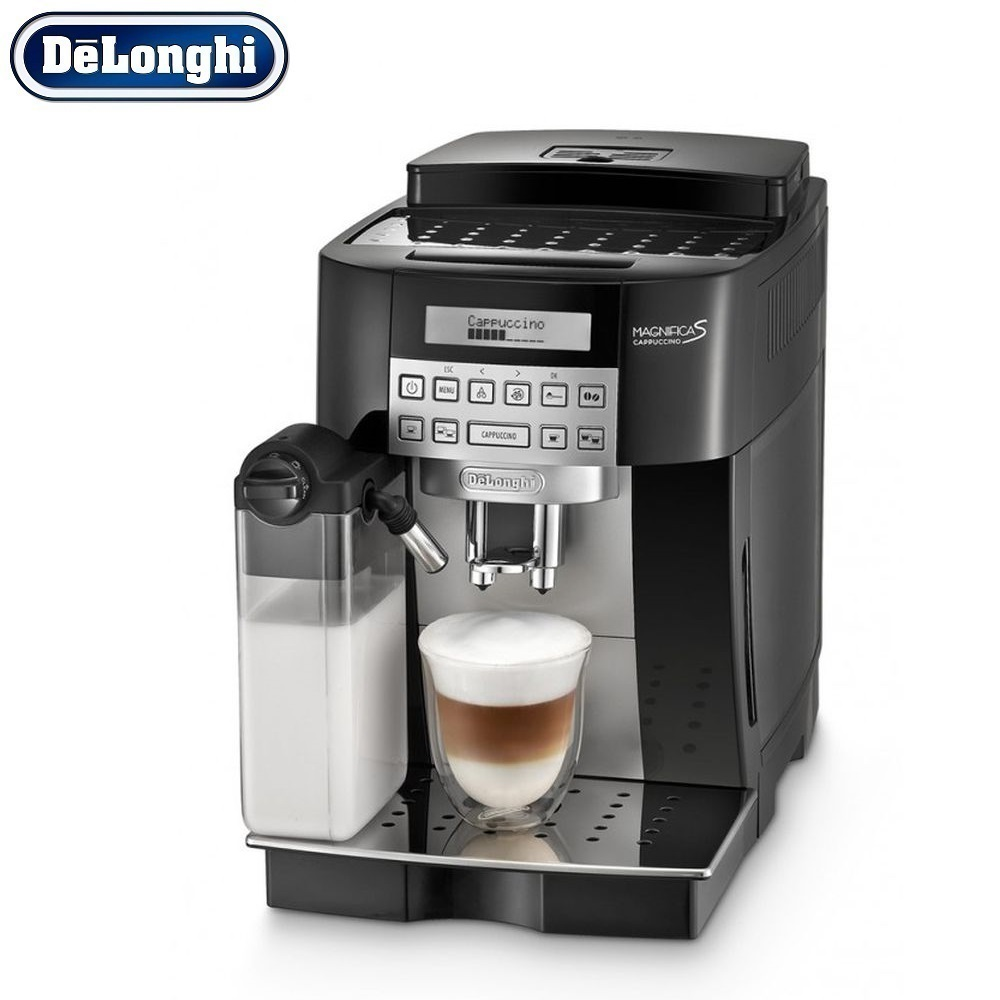 Coffee Machines Delonghi ECAM 22.360.B Home Kitchen Appliances household automatic preparation of hot drinks