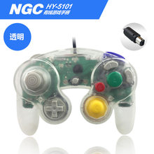 Wired Controller For NX NGC wii wiiu Gamecube Console Laptop Computer For Nintend NGC Gamepad Controle PC GC Handheld Joystick(China)