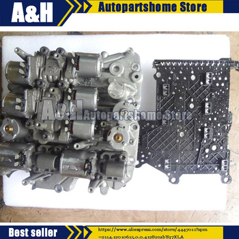 Remanufacturing For SCIROCCO TIGUAN TRANSPORTER AUDI Q3 WD Clutch 0BH DQ500 Valve Body 7 Speed