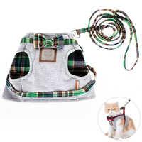 Регулируемый хлопковый поводок для домашних животных, поводок для собак, поводок для кошек