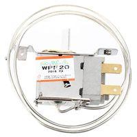 Termostato 220 do refrigerador do congelador de 2 pinos da c.a. WPF 22 v 6a Peças p/ geladeira     -