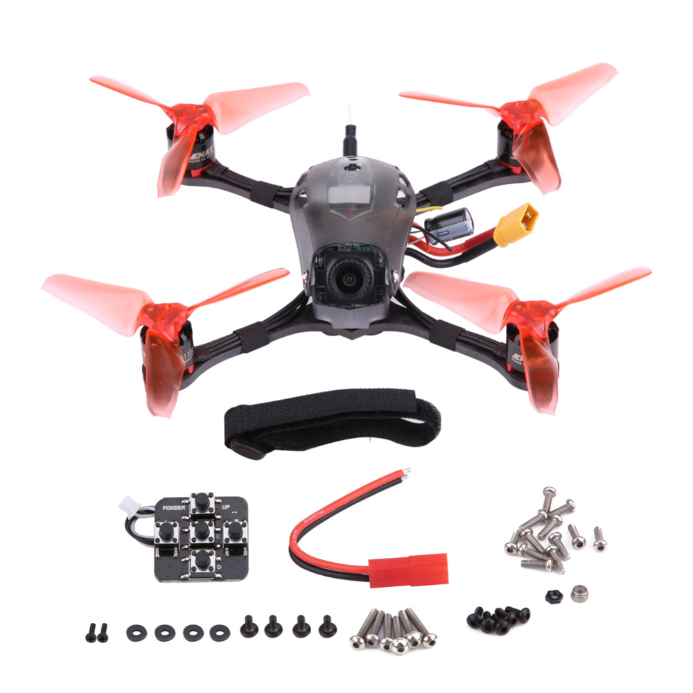 EMAX Babyhawk Race 112 136mm PNP FPV Racing Drone Quadcopter 3 inch RS1106 5 8G VTX