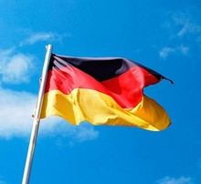 1pc 90*150cm Black Red Yellow De Deu German Deutschland Germany Flag For Decoration World Cup Football Party