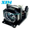 Высококачественная VLT-SL6LP Лампа для проектора/лампа с корпусом для Mitsubishi SL6U SL9U XL6U XL9 XL9U VLTSL6LP