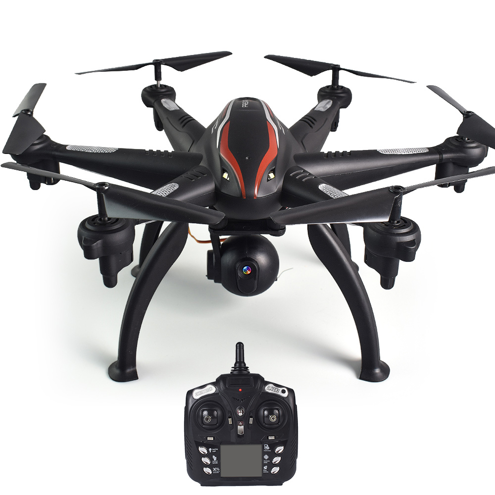 L100 2 4G 720P 1080P Wide Angle WiFi FPV Drone with Camera 6 axis GPS Dron