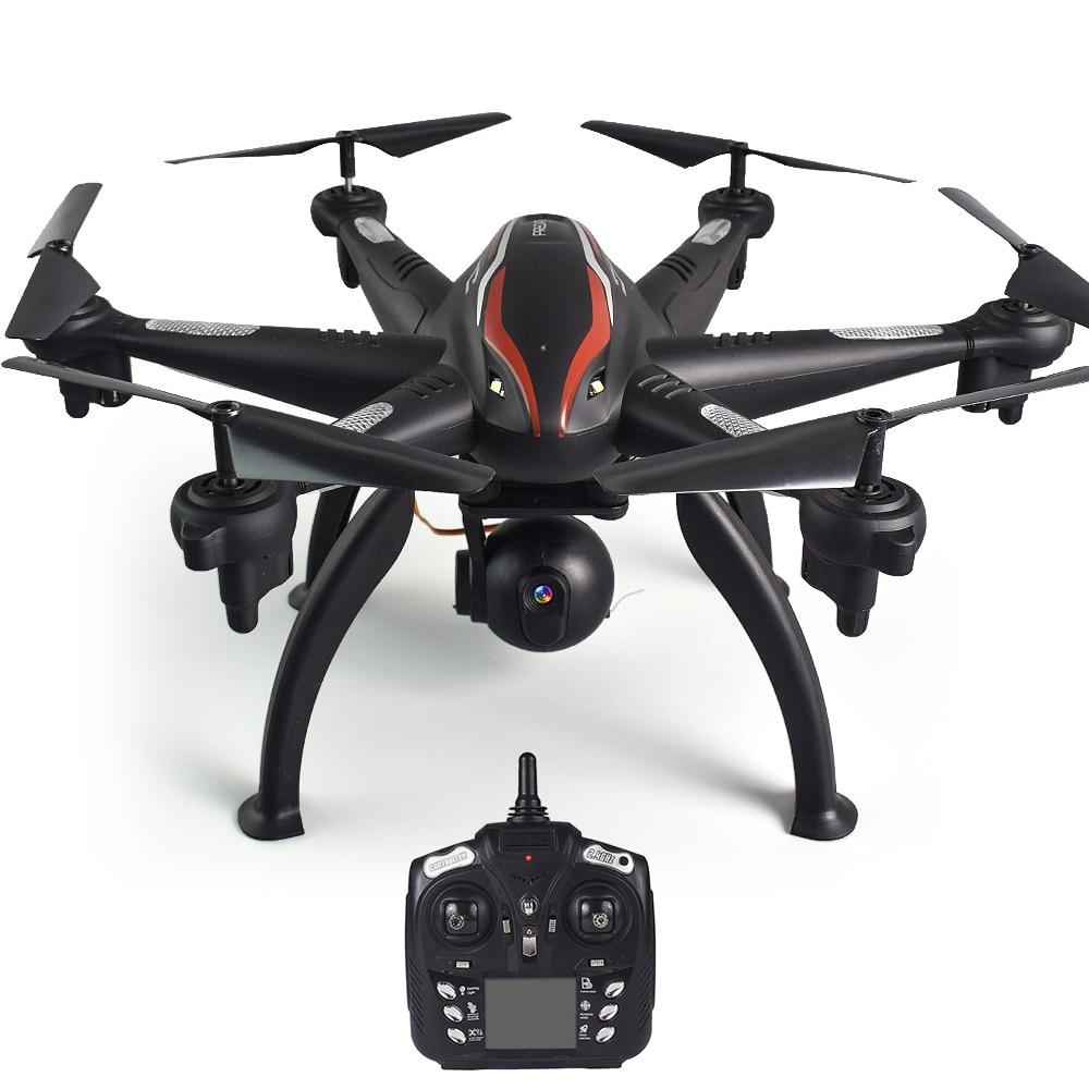 L100 2.4G 720 P 1080 P Groothoek WiFi FPV Drone met Camera 6 as GPS Dron auto Volgen RC Hexacopter RC Speelgoed voor Kinderen-in RC Helikopters van Speelgoed & Hobbies op  Groep 1