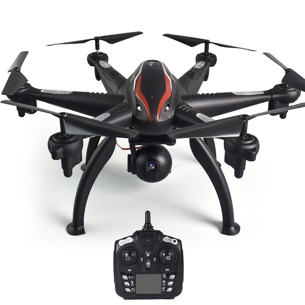 L100 2.4G 720 P 1080 P szeroki kąt WiFi Dron FPV z kamerą 6 axis GPS Dron Auto śledź wszystkie ostatnie RC hexakoptera RC zabawki dla dzieci w Helikoptery RC od Zabawki i hobby na  Grupa 1