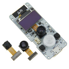 T-Camera ESP32 WROVER with PSRAM Camera Module OV2640 Camera 0.96 Inch OLED(China)