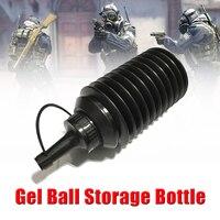 水弾丸ボトルおもちゃの収納クリスタルビーズ屋外シューターゲルボール収納ボトル