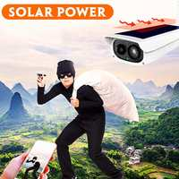 Solar IP Wifi Camera 2MP Wireless Security Surveillance Waterproof Outdoor Camera IR Night Vision Solar Power HD Camera 1080P