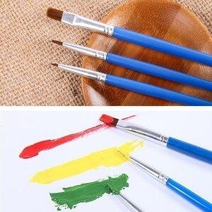 Image 4 - AZQSD DIY Ölgemälde Durch Zahlen Sky Mädchen Landschaft Färbung Durch Zahlen Landschaft Farbe Leinwand Bild Hand Gemalt SZYH A529