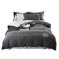 Nordicas Matrimonio Colcha Casal Lencoes Beddengoed Sabanas Individual Cotton Roupa Bed Ropa De Cama Sheet And Quilt Bedding Set