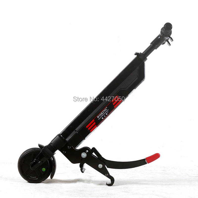 2019 36v 8 inch Ultra light mini electric drive front complete electric trolley electric handbike