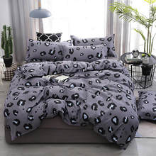 2019 Newly design bedding set Duvet Cover Sets,leopard print Pattern Design69(China)