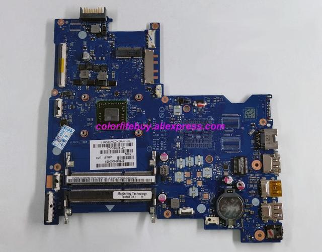 Genuine 827705 827705 501 827705 601 LA C781P 001 UMA w A6 5200 CPU Laptop Motherboard para HP 15  Série AF 15Z AF000 NoteBook PC