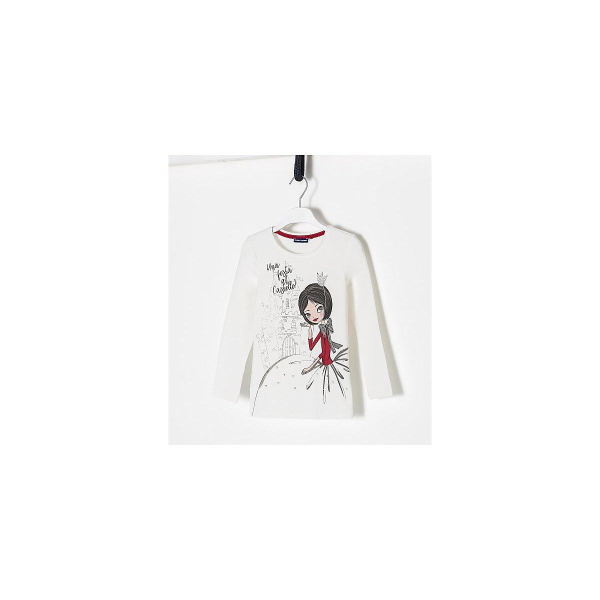 Фото - ORIGINAL MARINES Sweaters 10245530 Cotton Girls Casual children clothing girl women handbags 2018 new fashion summer chain ladies hand bags cartoon girl printed female crossbody pink casual tote k059