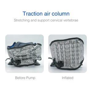 Image 5 - MARESE cou Traction soins cou respirant cervicales étirement col de lutérus civière cervicale vertèbre outil tracteur médical maison