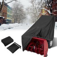 Neve à prova de vento 300d durável poliéster tecido neve capa à prova dwaterproof água ventiladores de neve capas para 210d neve lançador capa