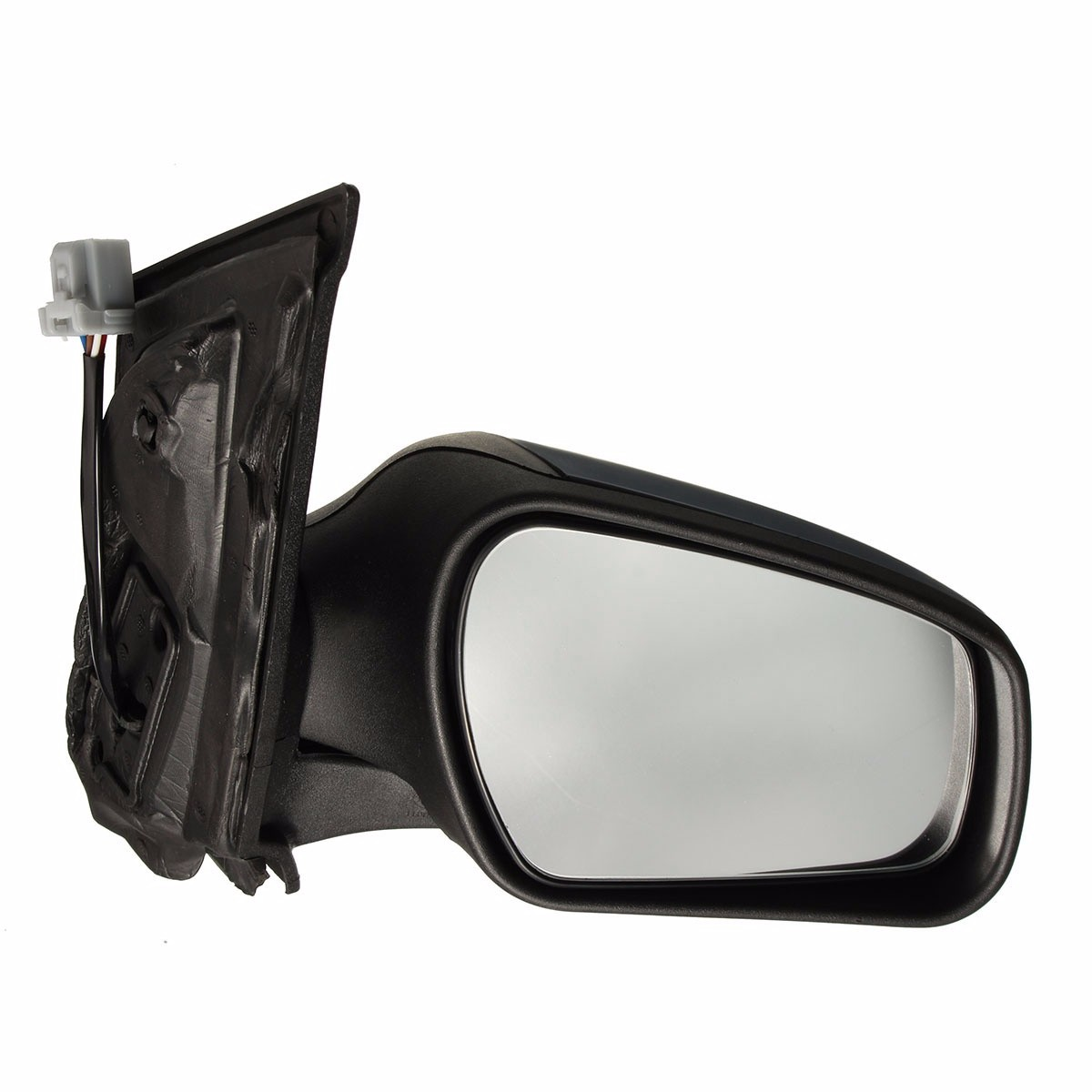 Pour Ford voiture porte côté droit électrique aile miroir verre électrique rétroviseur pour Focus MK2 2004 2005 2006 2007 2008