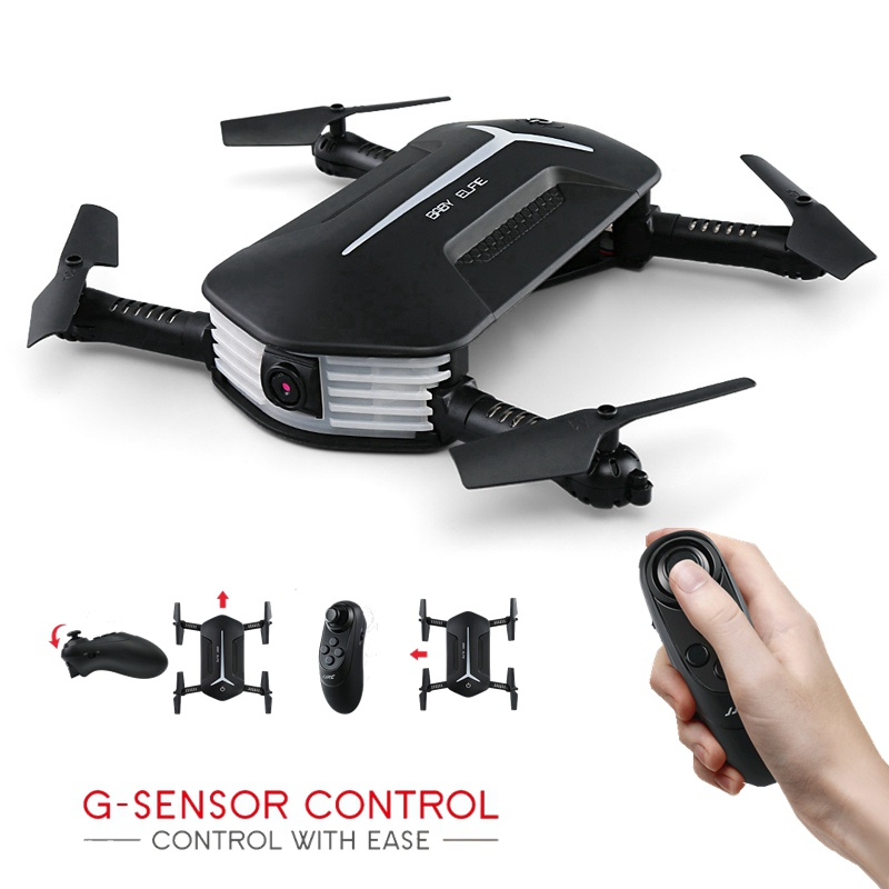 Original Jjrc H37 Mini Selfie Drone With Camera Foldable <font><b>Dron</b></font> Pocket <font><b>Fpv</b></font> Copter Rc Drone Remote Control Toys Wifi Rc Helicopter image