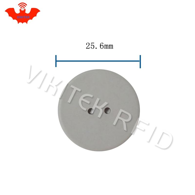 UHF RFID çamaşır etiketi VIKITEK 10 adet 915 MHZ 860-960 MHZ Alien - Güvenlik ve Koruma - Fotoğraf 3