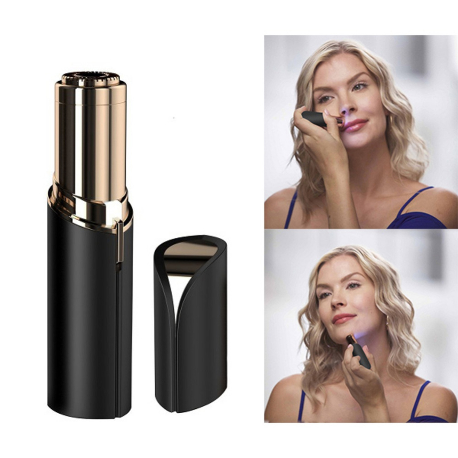 Multifunction Lipstick Eyebrow Trimmer Face Brows Hair Remover Epilator Pen Mini Electric Shaver Painless Eye Brow EpilatorMultifunction Lipstick Eyebrow Trimmer Face Brows Hair Remover Epilator Pen Mini Electric Shaver Painless Eye Brow Epilator