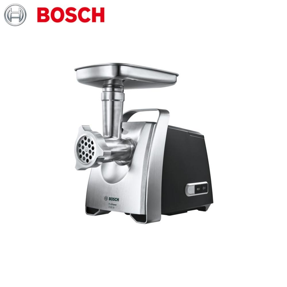 Meat Grinders Bosch MFW68640 home kitchen appliances electric chopper цена и фото
