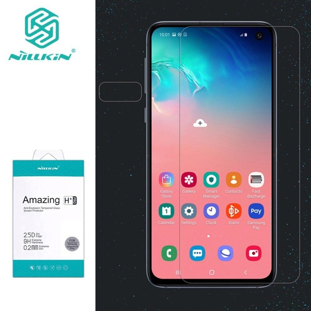 Für Samsung Galaxy S10e Gehärtetem Glas S10e Glas Nillkin Erstaunlich H + Pro 9H 0,2mm 2.5D Glas Für samsung Galaxy S10e