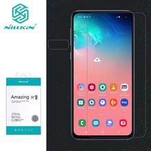 Pour Samsung Galaxy S10e verre trempé S10e verre Nillkin incroyable H + Pro 9H 0.2mm 2.5D verre pour Samsung Galaxy S10e