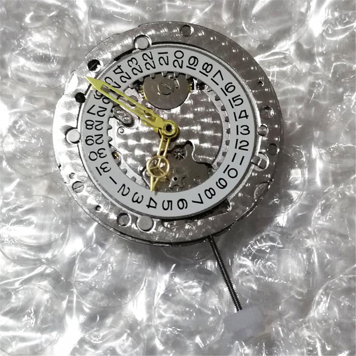 Métal montre-bracelet hommes femmes mouvement automatique pièces remplacement pour ETA 3135 chine montres accessoires
