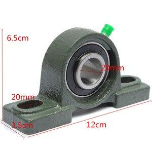 Durable UCP204 NP20 Micro 20mm