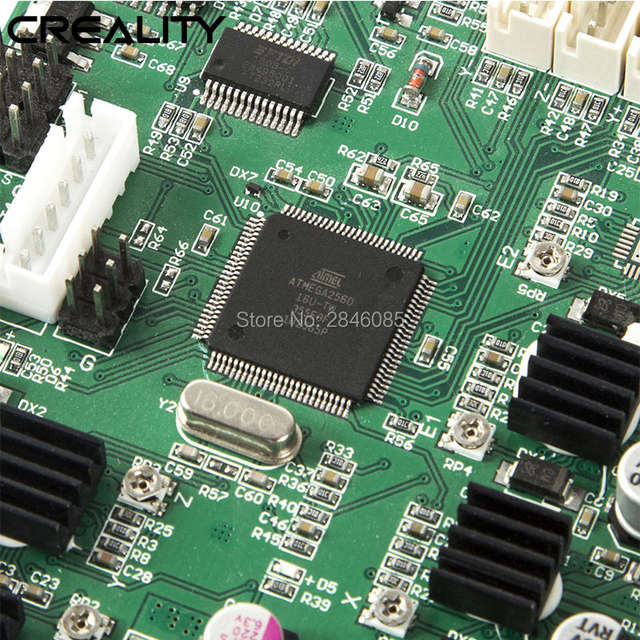 Creality 3D Upgrade Upgraded V2 4 1 MOTHERBOARD Firmware Flashed Well For  CREALITY 3D Auto Leveling CR-10SPro Printer