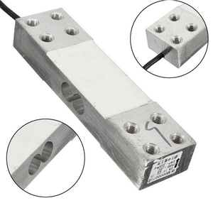 Image 2 - 200KG Gewicht Sensor Elektronische Waage Zelle Gewicht Wiegen Sensor Cantilever Parallel Last Werkzeug