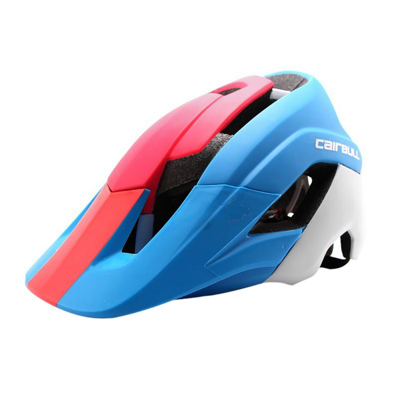 цены CAIRBULL Professional MTB Bicycle Helmet Breathable Safety Integrally-Molded Ultralight Helmet Sport Racing Cycling Helmet