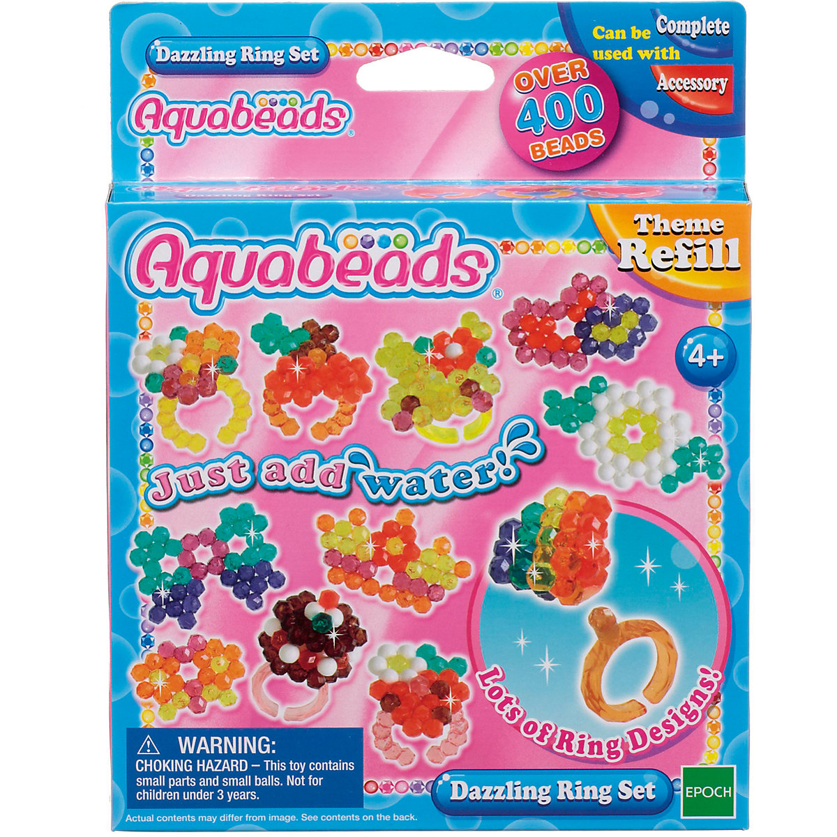 Aquabeads Beads Toys 7240122 Creativity Needlework For Children Set Kids Toy Hobbis Arts Crafts DIY