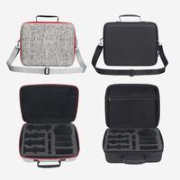 RCtown Zino Shoulder Bag Hard Shell Backpack Storage Bag for Hubsan X4 Zino H117S